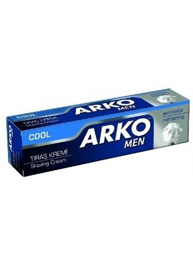 Marka Arko Men Traş Kremi Cool 100 Gr Renksiz